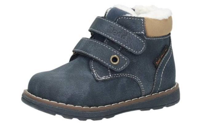 Teddy Shoes Lauflern-Bootie