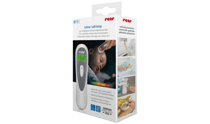 Reer Infrarot Fieberthermometer