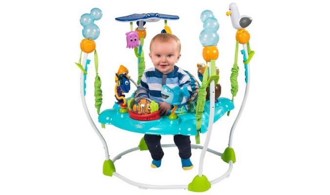 Findet Nemo Activity Jumper Babyhopser