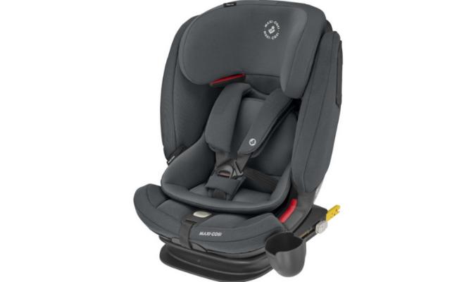 MAXI COSI Kindersitz Titan Pro Authentic Graphite