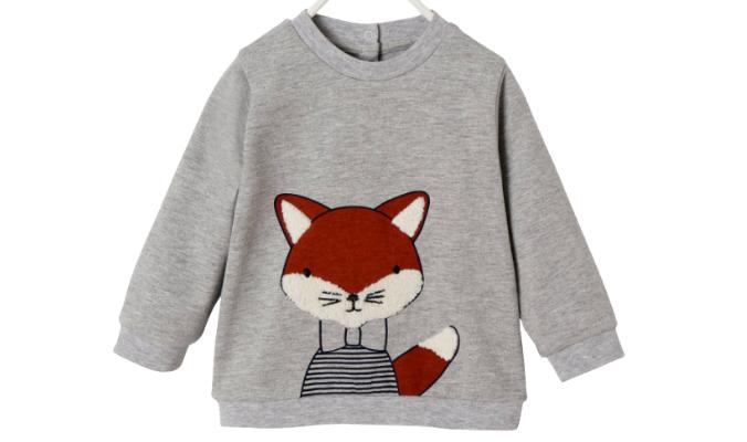 Baby Sweatshirt Oeko Tex®