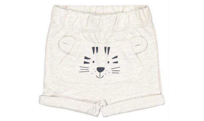 Newborn Shorts mit elastischem Bund
