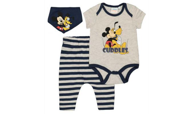 Baby Set aus Body und Hose