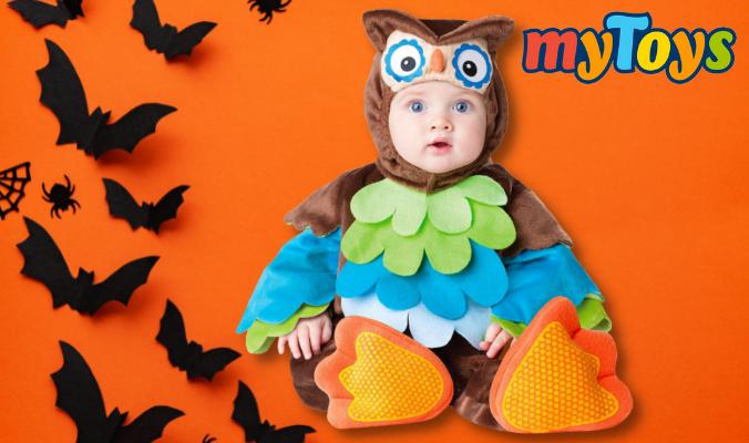 Halloweenkostüm Baby und Kinder