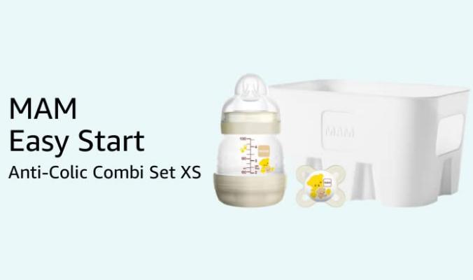 MAM Easy Start Anti-Colic Combi Set