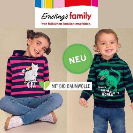 Ernsting's Family Hoodies