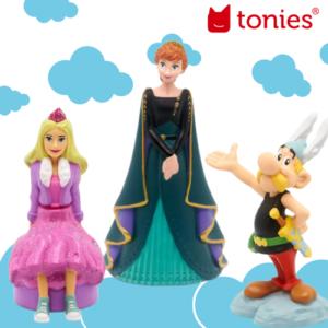 Neue Tonies: Die Eiskönigin 2, Barbie, Asterix und viele mehr!