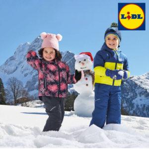 Ab 3,99€ Wintersportmode bei LIDL