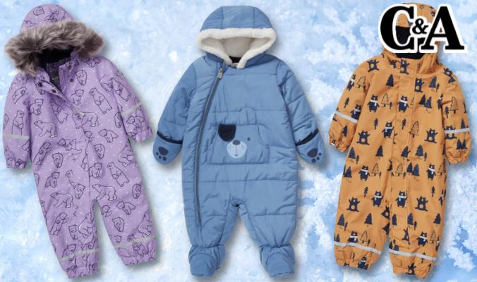 C&A Baby Schneeanzug