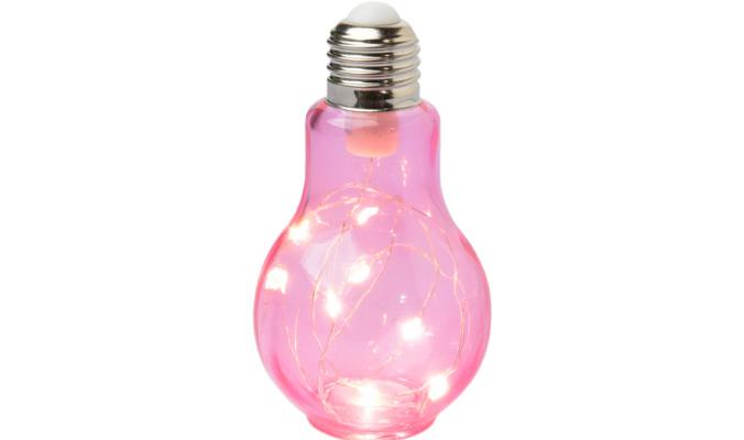 Deko-Glühbirne mit LEDs